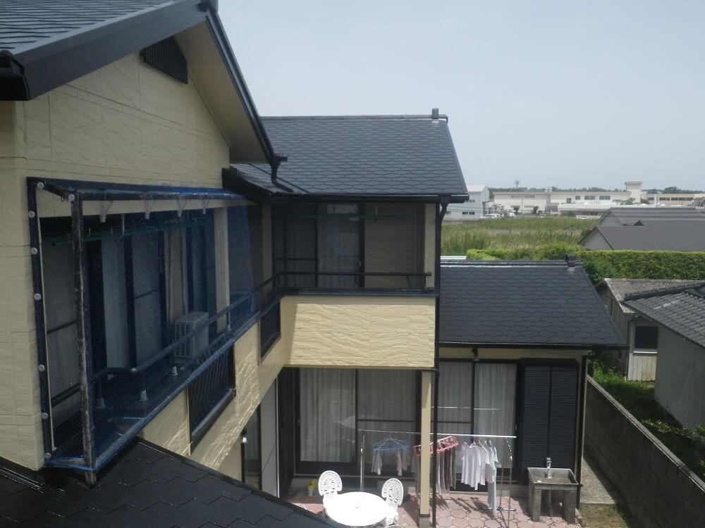 外壁屋根アフター